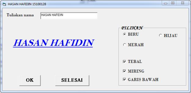 Q HAFIIIID